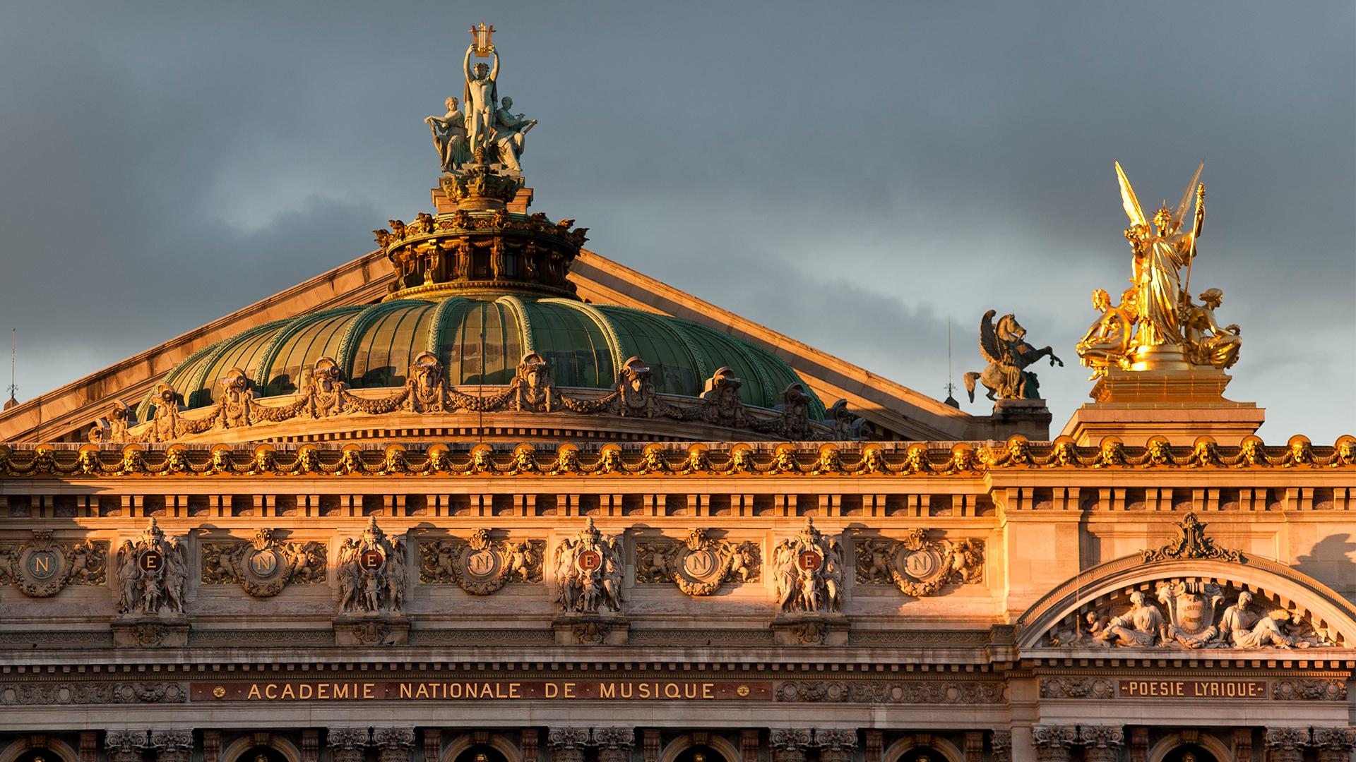 Palais Garnier : Un Opéra pour un Empire