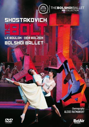 Shostakovich : Bolt [DVD] | BelAir Classiques