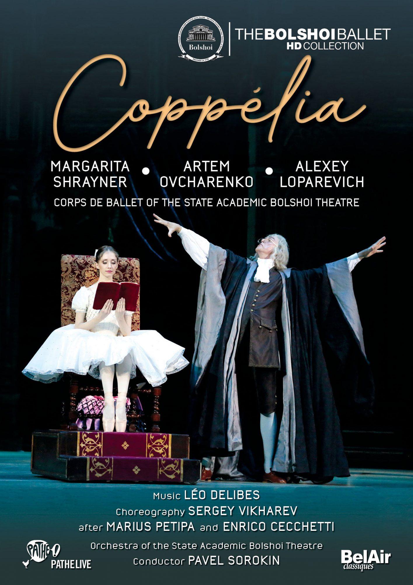 The Bolshoi Ballet HD Collection [DVD & Blu-ray] | BelAir Classiques
